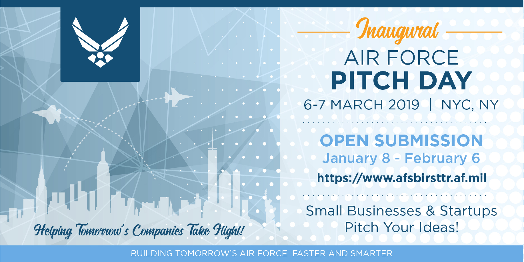 $40M available for start-ups, small businesses through Air