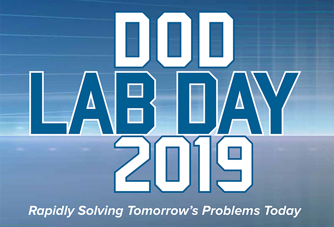 Image for DEPARTMENT OF DEFENSE LAB DAY